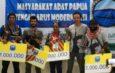 Mamapolitan dan RPP Juara Pertama Festival Film Papua II