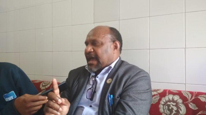 Ketua MRP Papua, Timotius Murib /JW Noken